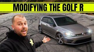 IT'S TIME! Modifying a Golf R