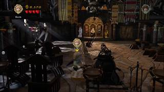 """Lego Lord of the Rings. Free Play, Episode 10: """"Warg Attack""""."""