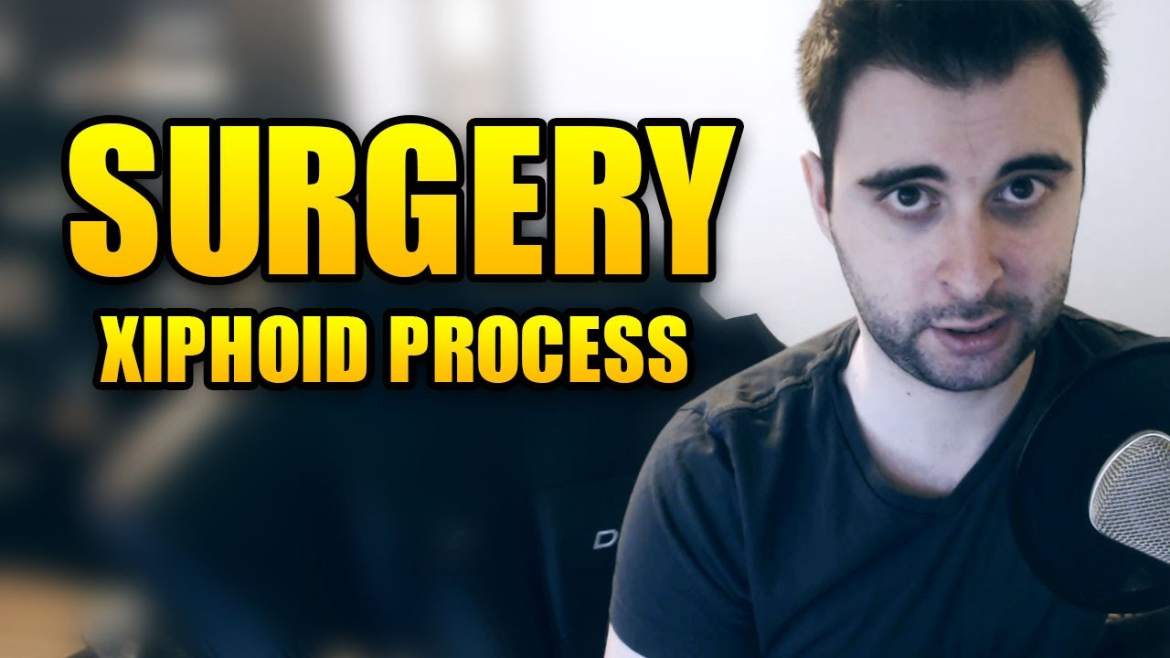 So Im Gonna Have Surgery Xiphoid Process Removal Youtube