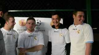 Torneo Champions League III Interviste post partita
