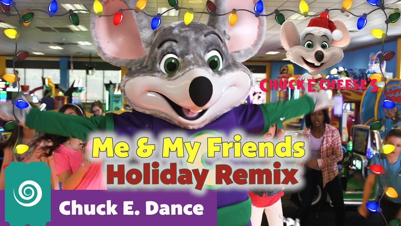 """""""Me & My Friends"""" Holiday Remix 
