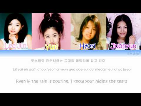 Fin.K.L (핑클) - Blue Rain Lyrics (HAN | ROM |  ENG / Color Coded)