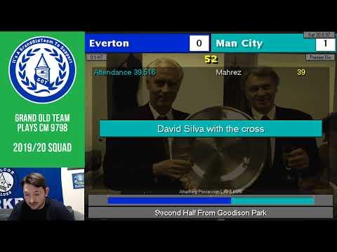 GrandOldTeam plays Champ Man 97/98 with 2019 Everton Squad (Part 2)