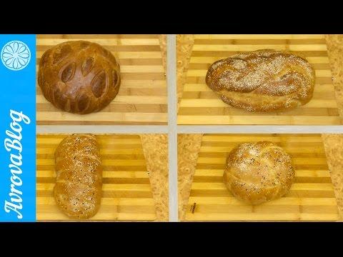 Закваска для ржаного хлеба - кулинарный рецепт