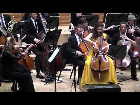 Anastasia Kobekina   Tchaikovsky Rococo Variations