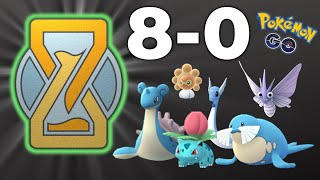 8-0 VICTORY TIMELESS CUP TOURNAMENT | POKEMON GO PVP