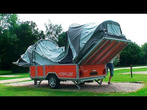 7 Awesome Campers & Trailers You Must See