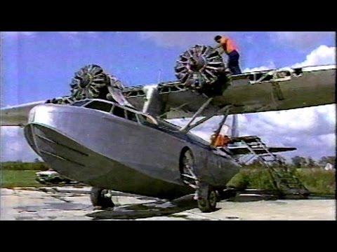 Sikorsky S-43 Restoration (1987)