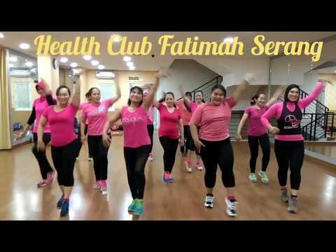 Havana (Koplo Version) Dance for Fitness and Fun Choreo by  Sri Andayani