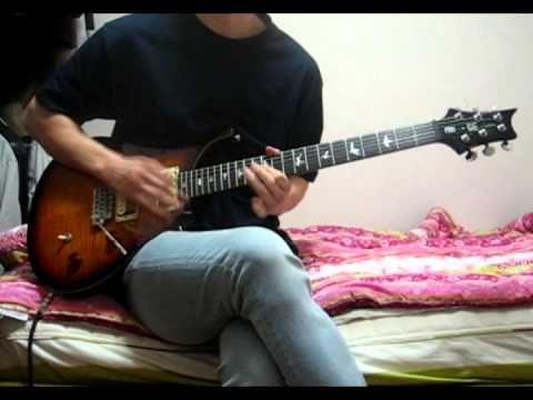 Muse - Reapers Guitar Cover