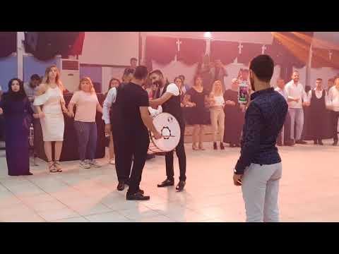 BAHOZ ASLAN - GRUP ROJBİN -_- ÖZGE & CÜNEYT -_- Düğün Part 5