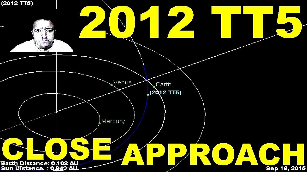 asteroid 2012 tt5