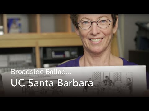 UCSB English Broadside Ballad Archive