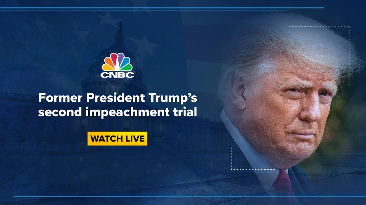 Download WATCH LIVE: Day two of former President Trump's second impeachment trial—2/10/2021