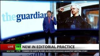 Guardian fake news exposed