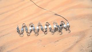 Weekend Projects - Solar Joule Bracelet
