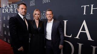 NY Premiere Sizzle | The Last Duel | 20th Century Studios