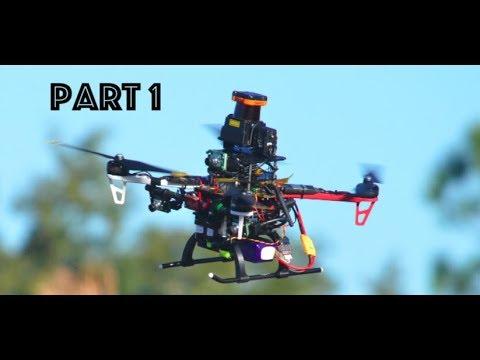 DIY Indoor Autonomous Drone! - Part 1 (Pixhawk & Hardware Setup)