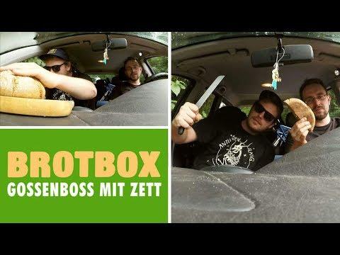 Brotbox mit Gossenboss mit Zett  |  IT'S YOURS (100 Kilo schlechter Rap)