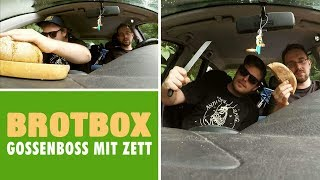 Brotbox mit Gossenboss mit Zett (100 Kilo schlechter Rap)