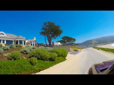 GoPro Hero 5 Carmel Ca/ Point Lobos/ Pebble Beach 2017 car week