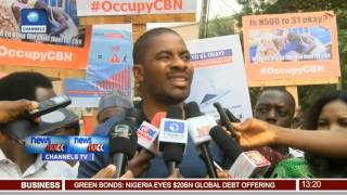 Group OCCUPYCBN Asks Body To Address FOREX Challenges