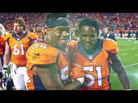 Broncos Injury Report Week 2 2016