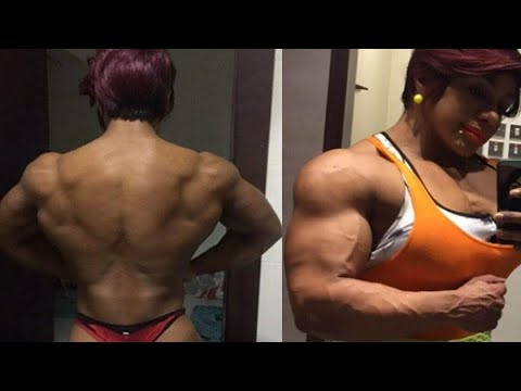 Bahraini Women Bodybuilder Iron QUEEN – Female Bodybuilding Motivation