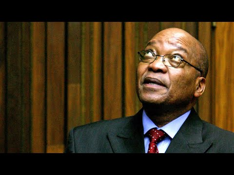 Jacob Zuma: South Africa's scandal-struck president resigns