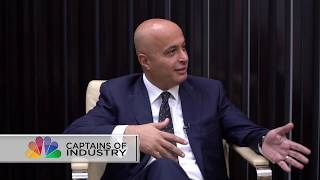 Captains of Industry: Samer Abu-Ltaif: I lived through war – Africa is the future