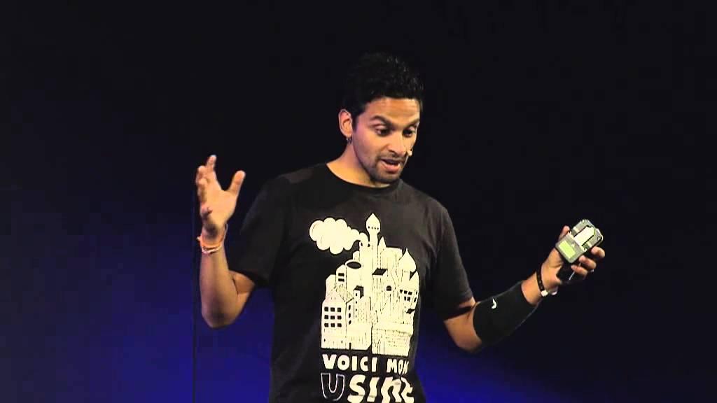 Rohan Gunatillake on using technology to enforce positive habits of mind