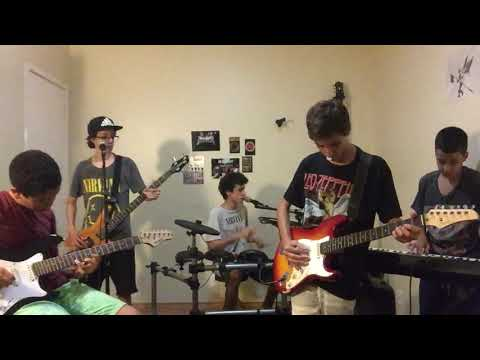 Metallica - Nothing Else Matters - full band cover