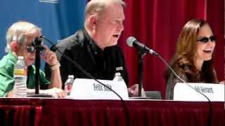 Planet Comicon 2012 Buck Rogers panel