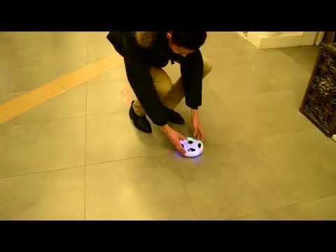 видео обзор на Hower Ball аэро мяч