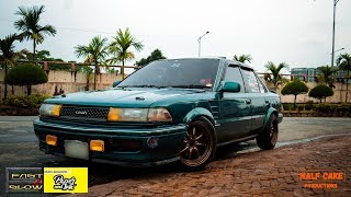 Episode 4 | Toyota Corolla AE 91  | Season 1 | Fast And Slow | Half Cake Productions | 2017 |