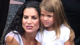 SOFIA RICHIE, MILES and NICOLE RICHIE share spotlight at LIONEL RICHIE Walk of Fame induction - 2003