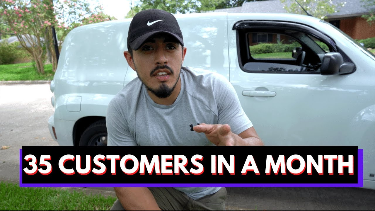 How I Book 10 Customers Per WEEK In My Detailing Business | Follow These Steps