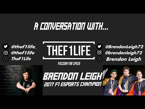 A Conversation With Brendon Leigh   Exclusive Interview (#002)