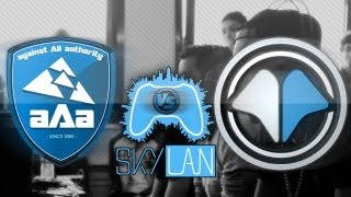 "aAa vs Millenium | SkyLAN ""Finale française"""