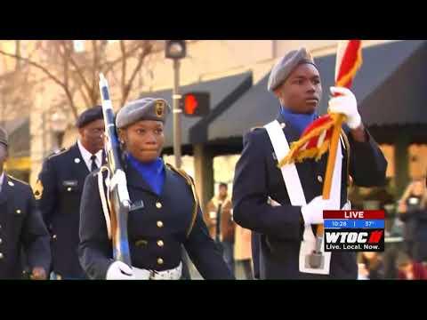 2018 MLK Jr  Parade in Savannah - YouTube