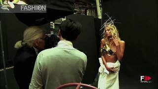 CALENDAR PIRELLI 2011 The Making of Full Version by Fashion Channel
