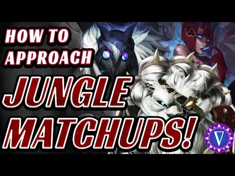 How To Approach Jungle Matchups (And Know More Than Your Enemy)