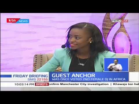 Guest Anchor: One On One With DJ Pierra Makena