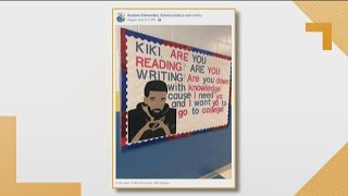 Baixar School inspires students using Drake's 'In My Feelings'