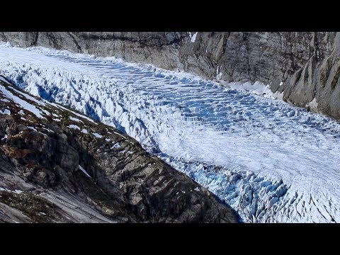 How Do Glaciers Move? TIMELAPSE! | Earth Lab