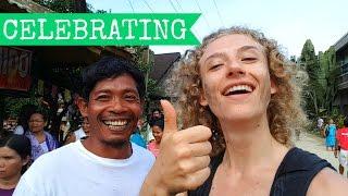 Celebrating in Port Barton | Palawan | Philippines 2017 full HD | Secret Paradise Resort