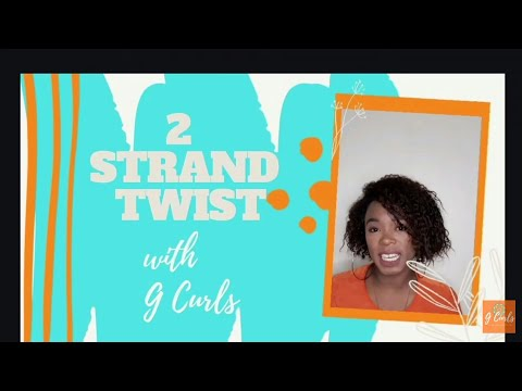 2-strand-twist-on-natural-hair-||-south-african-||-natural-curls