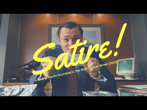 THE WOLF OF WALL STREET (2013): A Satirical Masterpiece - A Video Essay