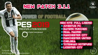 PATCH OBB PES 2019 3.1.1 MOBILE NO ROOT