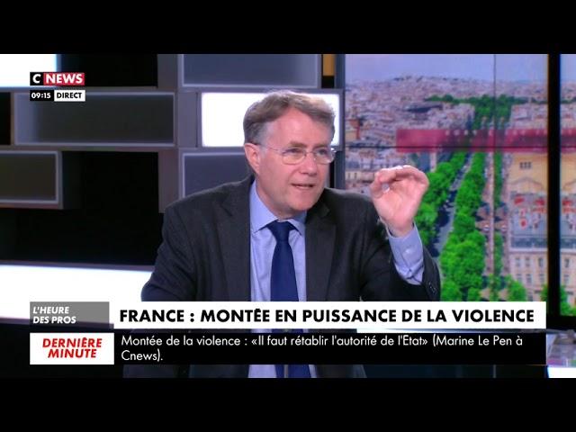 Déchainement de violence en France - CNEWS - HD PROS - 01/06/21